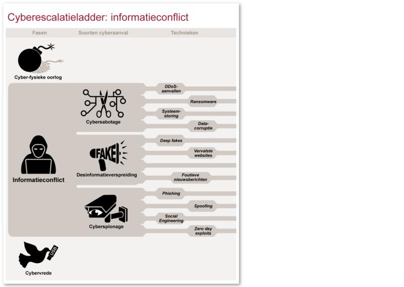 Cyberspace zonder conflict (Rathenau Instituut)