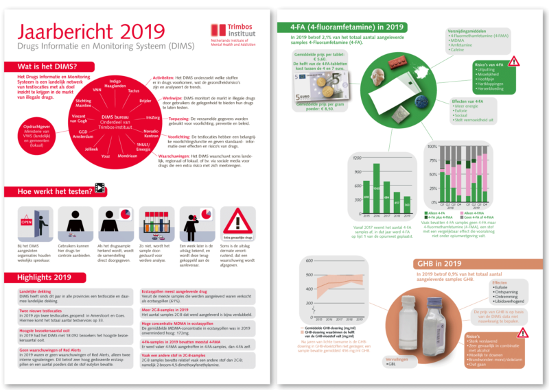 DIMS Jaarbericht 2019 (Trimbos-instituut)